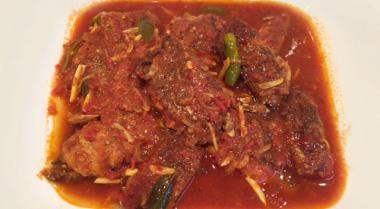 White Snapper Curry