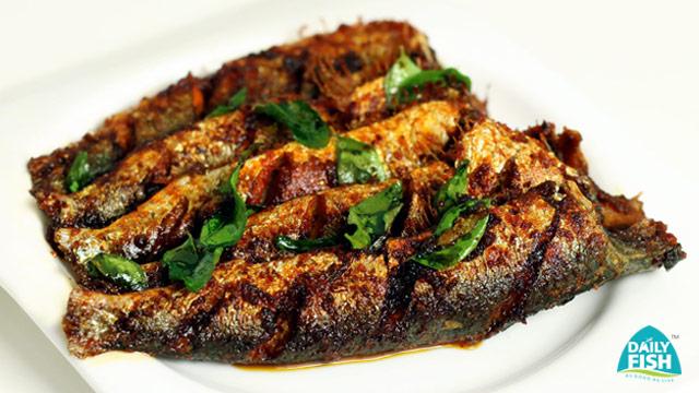 Sardine Fish Fry