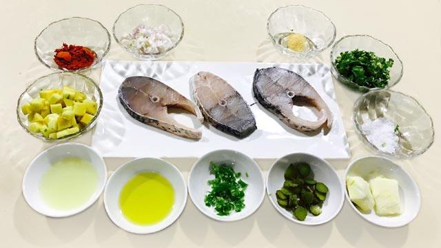 Fish Tacos-ingradient