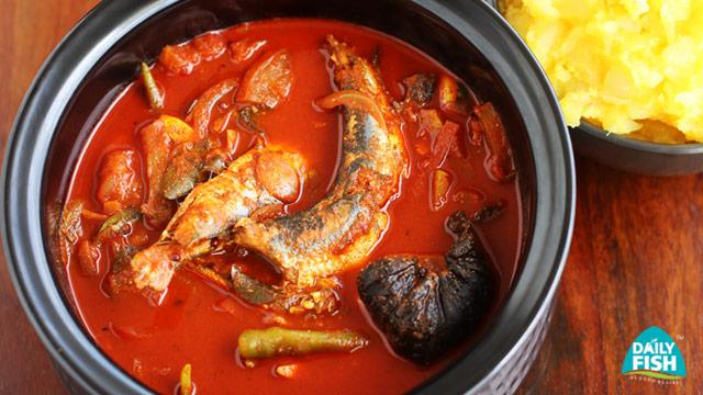 Sardine Curry