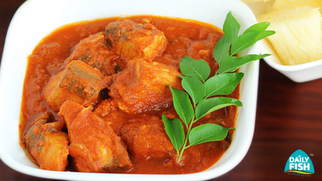 Trevally Fish Curry