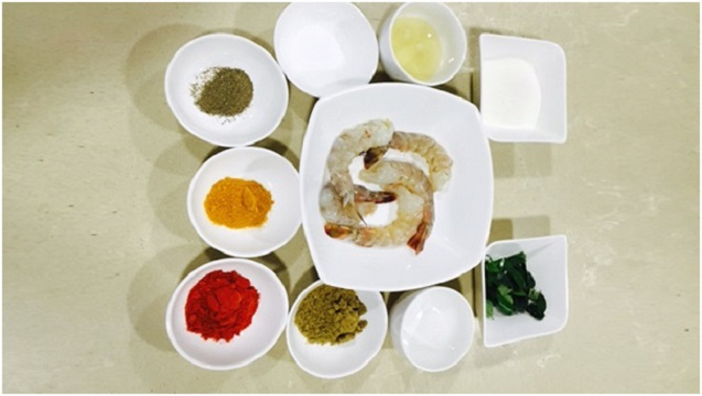 Jumbo Prawns Fry-ingradient