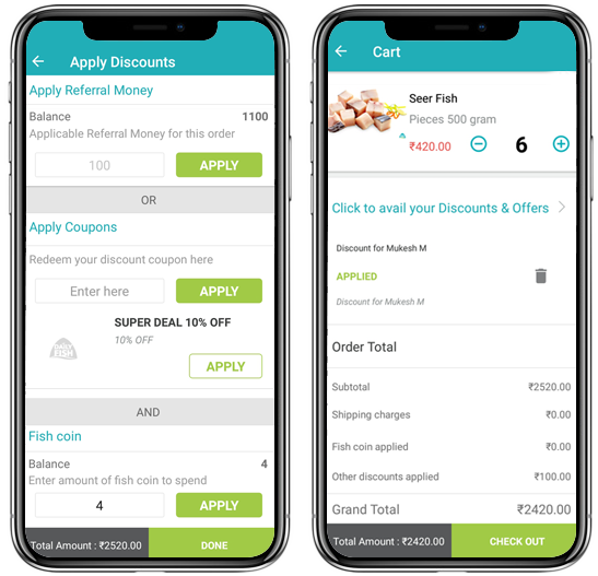 Dailyfish New App Discount