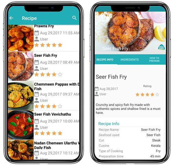 Daily Fish India App Recipe