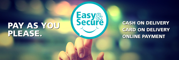 Easy & Secure