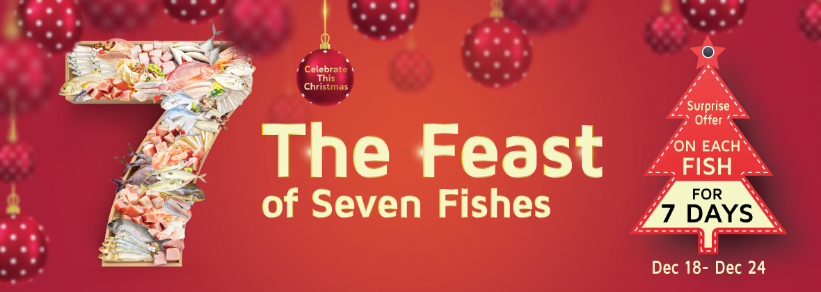 Dailyfish Feast of the seven fishes