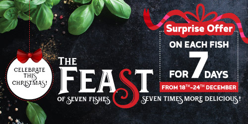 Feast of the seven fishes M