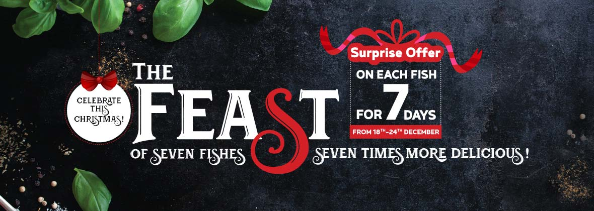 Feast of the seven fishes w