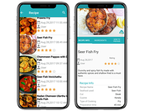 Daily Fish India App Recipe