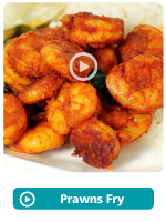 Dailyfish Shrimp Fry Recipe