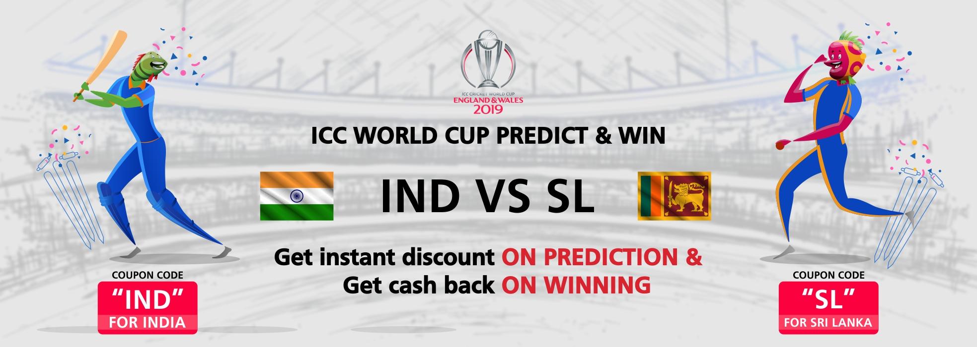 WC IND vs SL 1180